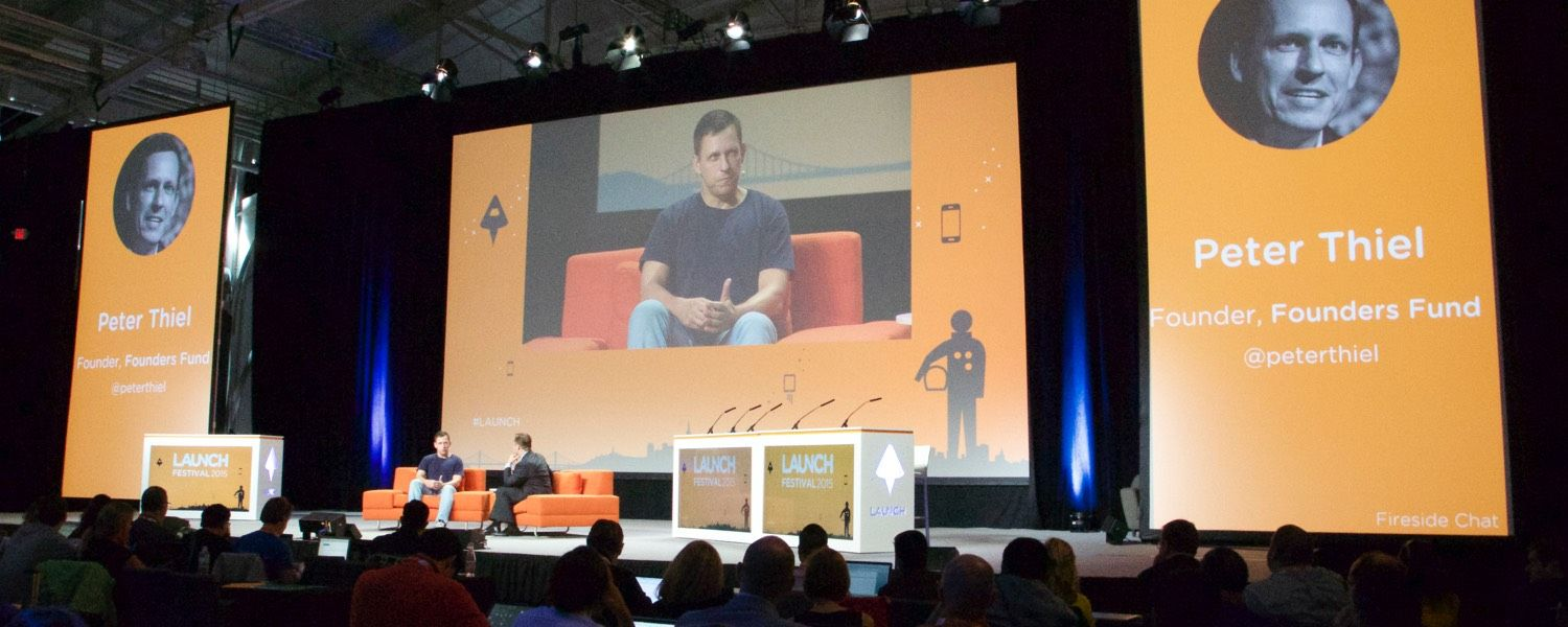 Lessons From Having The World's Largest Startup Event as a Customer