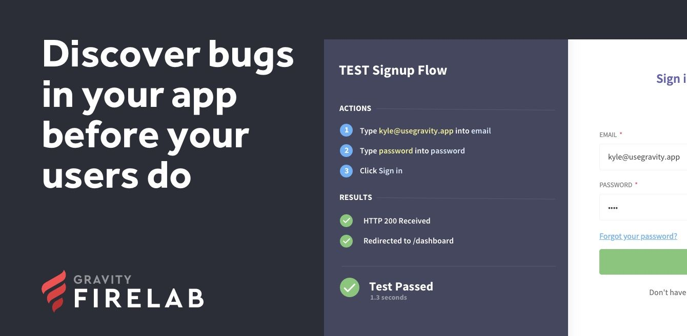 Firelab Automated Browser testing